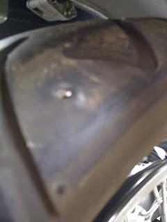 Motorcycle Flat Tire Power Marketing Blog George Torok