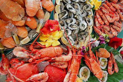 Seafood for Reduce Risk of Heart Disease