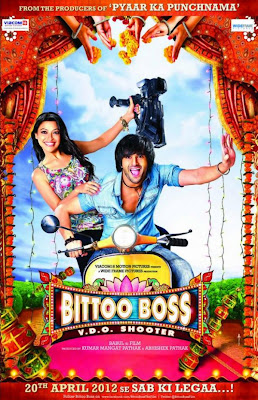 Bittoo Boss First Look Poster