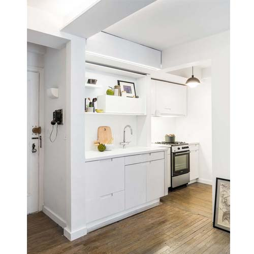 Emejing Cucine Per Piccoli Appartamenti Gallery - Home Design Ideas ...