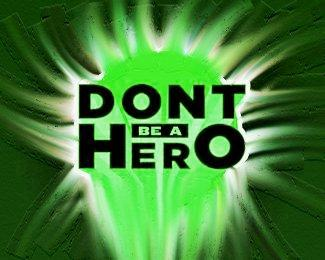 New Don't Be A Hero Ebook!
