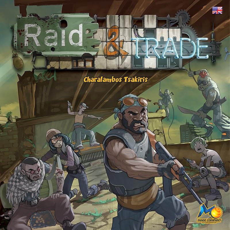 Raid & Trade box art