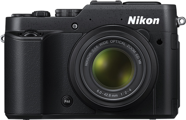 Nikon Coolpix P7800 Camera User's Manual