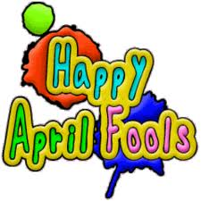 Happy April Fool