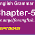 Chapter-59 English Grammar In Gujarati-DEGREE