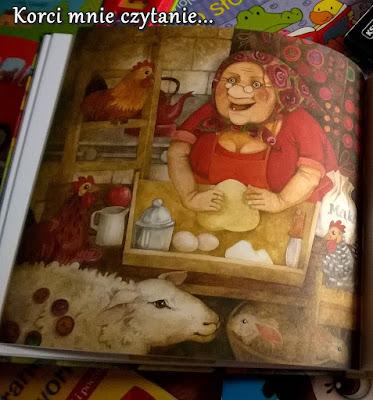 """Weronika Kurosz """"Skarby leśnych braci"""""""
