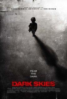 Bầu Trời Đen Tối Dark Skies 2013