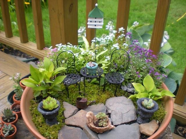 mini jardins em vaso: de Idéias – Tudo em Paisagismo e Decoração: MiniI – Jardins
