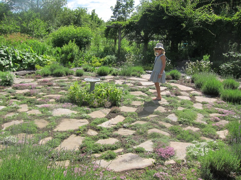 travels with clara: Maine Week: Avena Botanicals Apothecary and Gardens