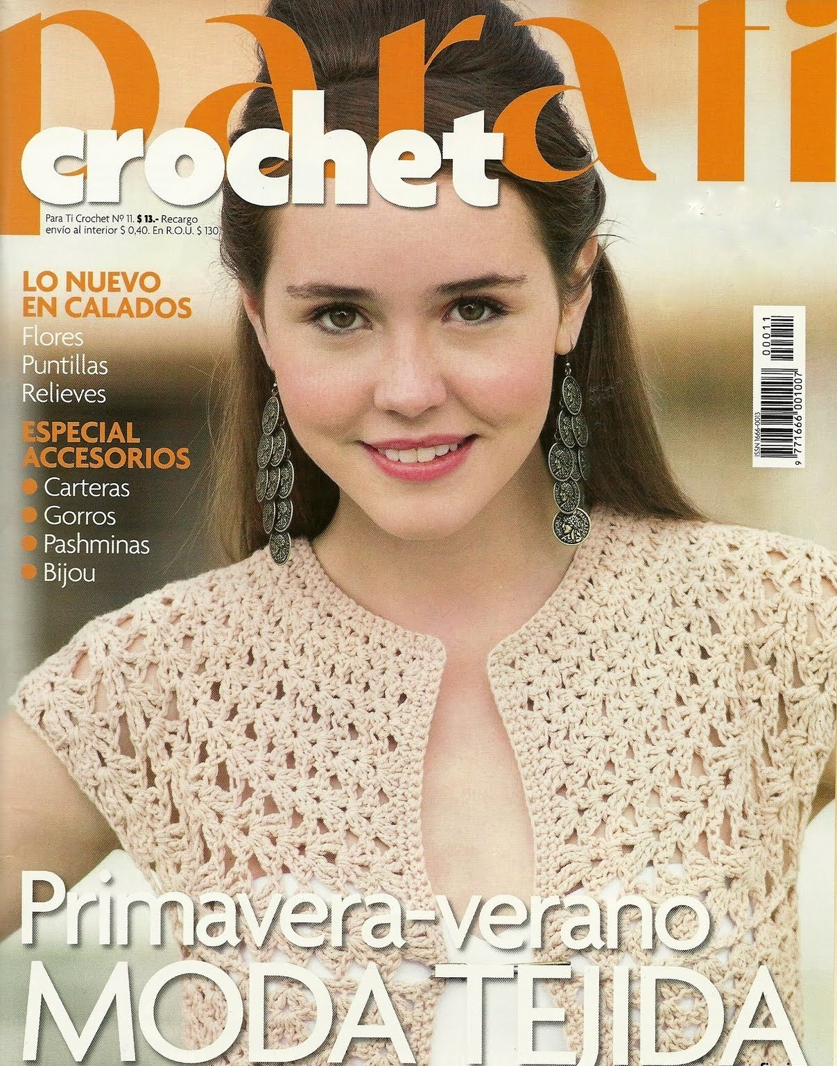 Crochet Magazine En Espanol : Revistas De Crochet En Espanol New Style for 2016-2017