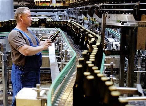 Proses pembuatan bir