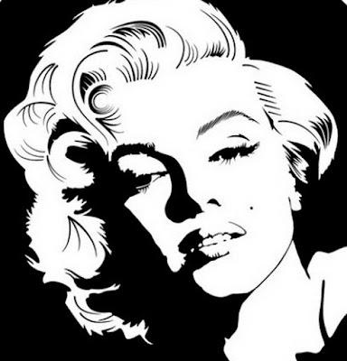 Marilyn Monroe Mejores Ilustraciones Digitales