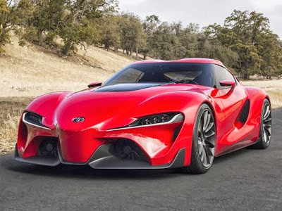 FT-1 Concept, Sport Car Future From Toyota