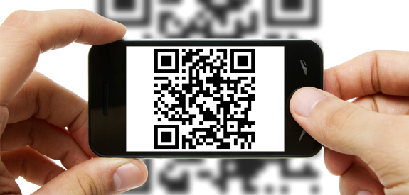 QR Codes are a simple way for your customers to connect with your business