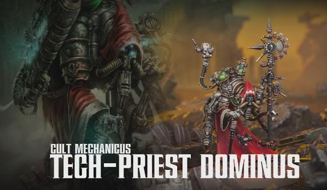 Cult Mechanicus- Video Reveal
