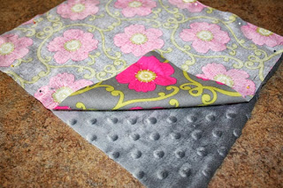 baby burp cloth tutorial 3