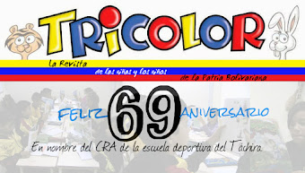 Celebramos el aniversario 69 de Tricolor