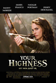 Your Highness (2011) DVDRip - iTA