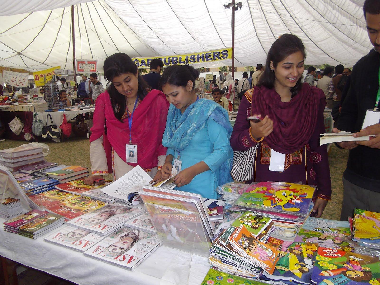 visit to a book fair essay