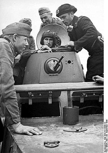 Советские и немецкие друзья