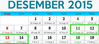 Jadwal UKG Susulan 11-14 Desember 2015