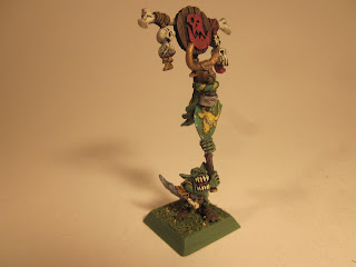 Maggot, Ruglud's Armoured Orcs Standard Bearer