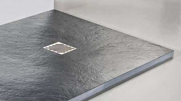 Platos de ducha decorativos plato ducha piedra - Duchas de piedra ...