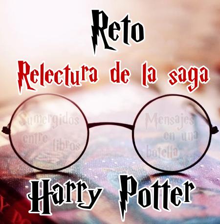 <Reto Relectura de la saga Harry Potter
