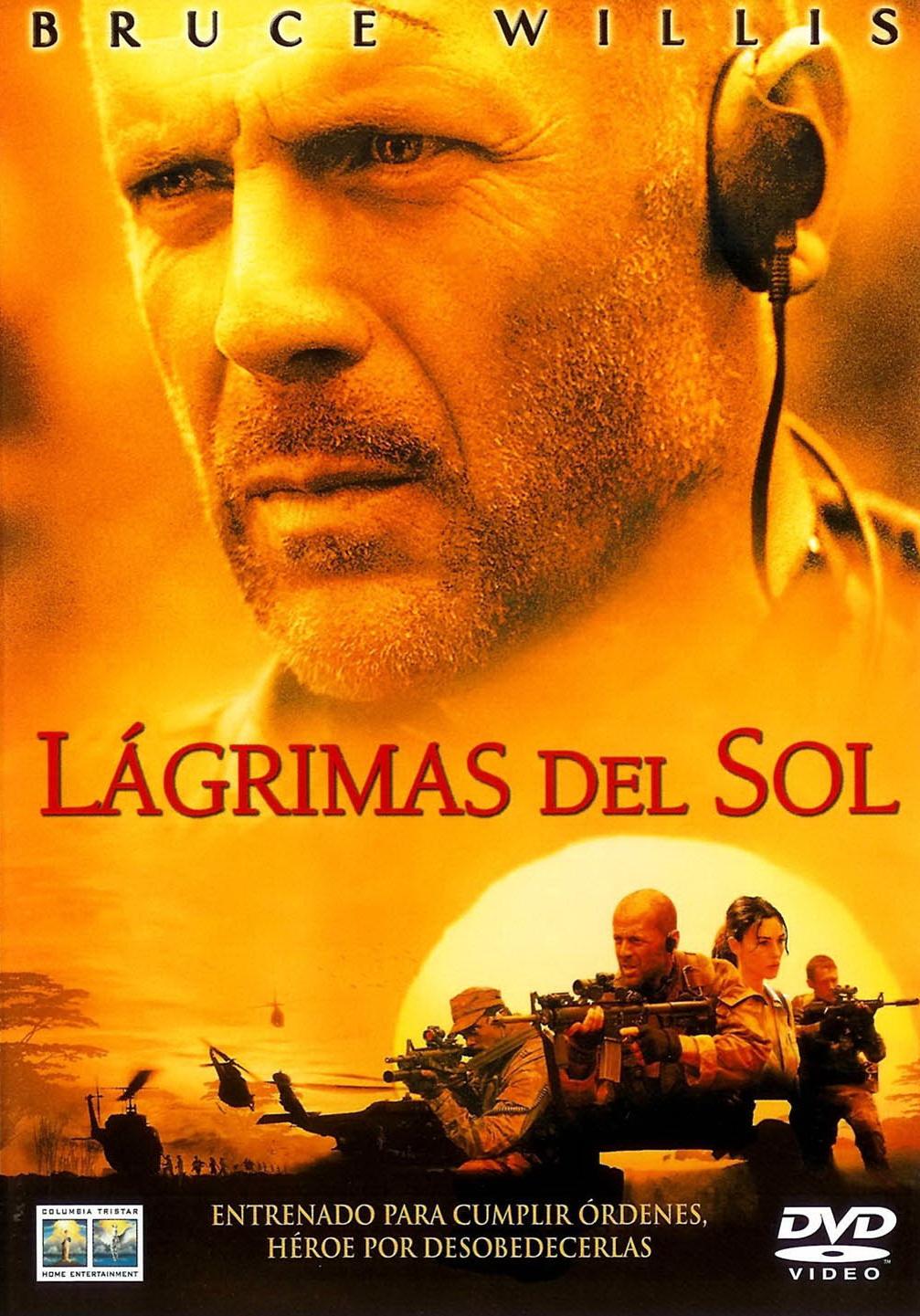 Lagrimas del Sol|2003|Brrip 1080p|Dual Ing/Lat