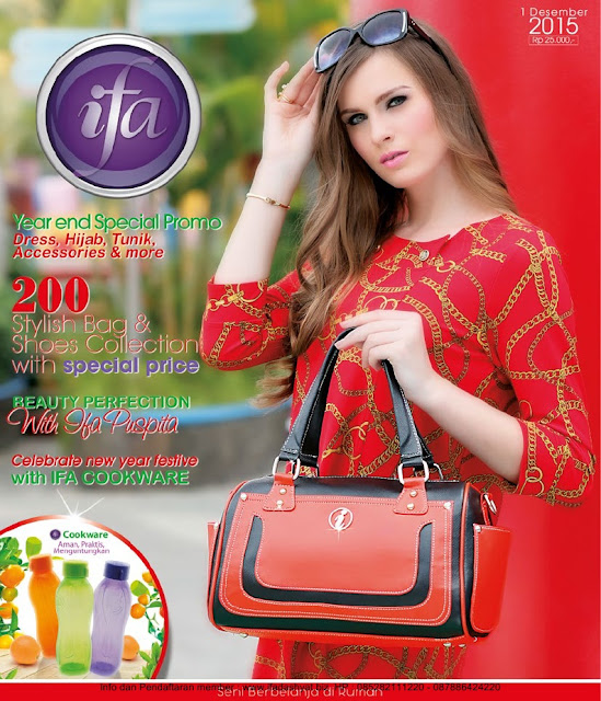 KATALOG IFA DAHSYAT Edisi Desember 2015