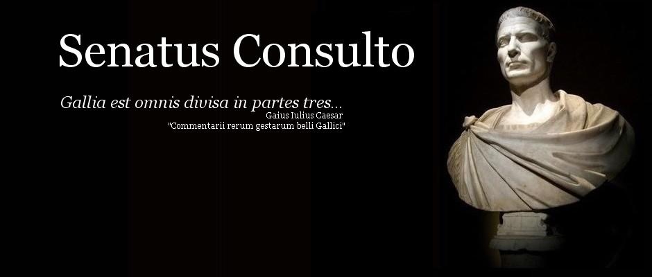 Senatus Consulto