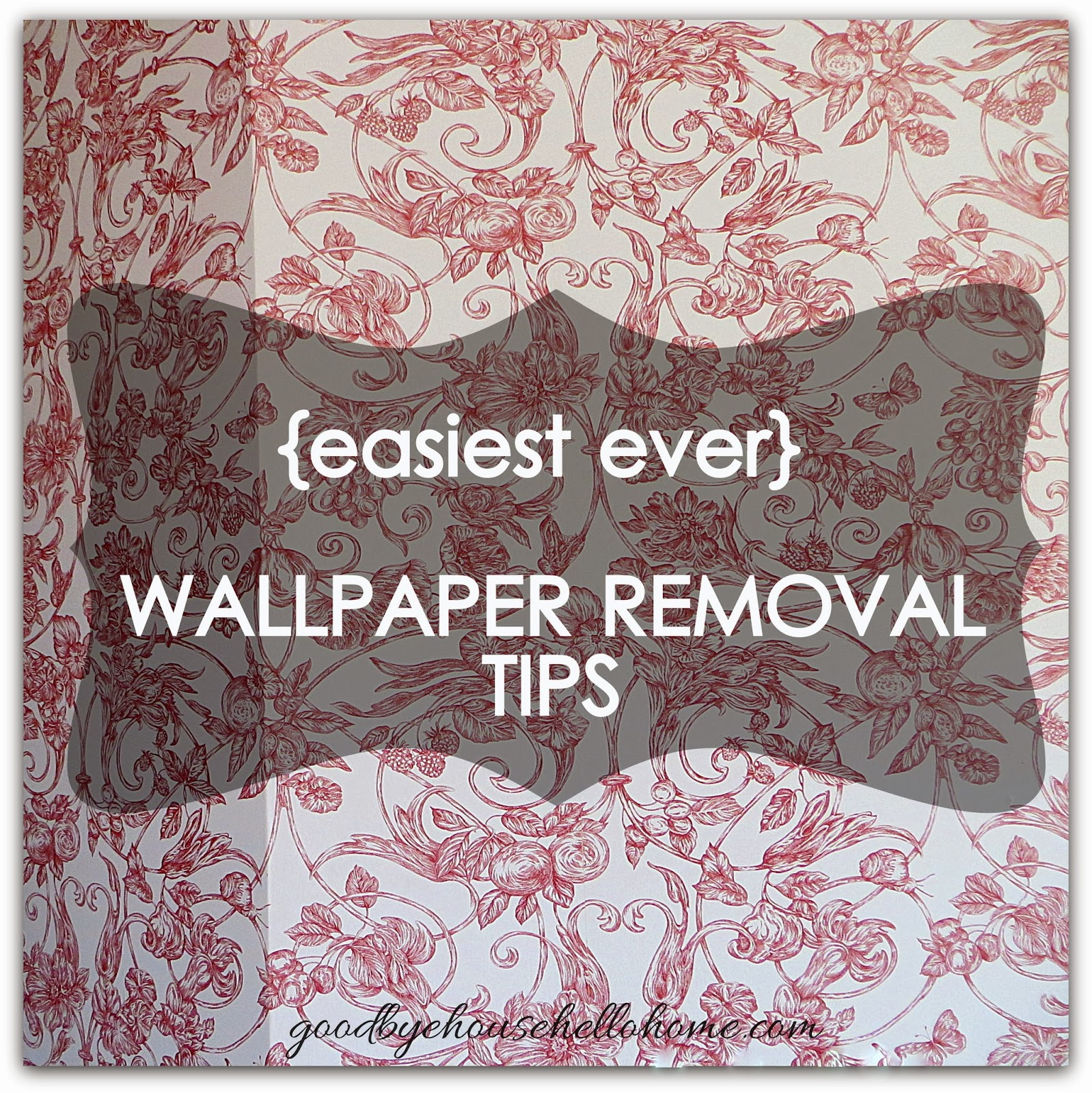 wallpaper removal tips my blog