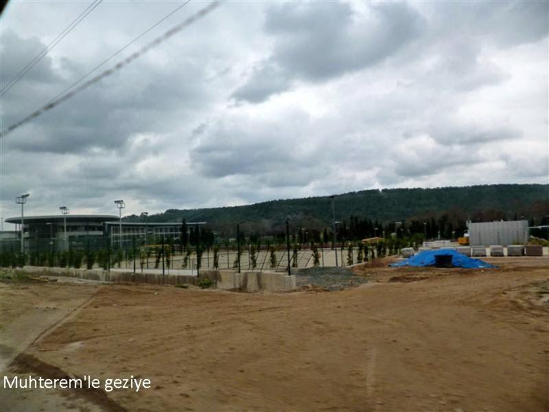 tff riva kampı