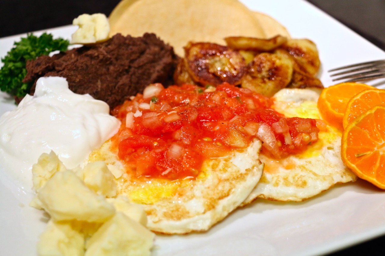 Recipe breakfast of champions desayuno chapin food for the desayuno chapin is your classic guatemalan breakfast literally breakfast of champions you know you deserve this its got a few morning staples common forumfinder Images