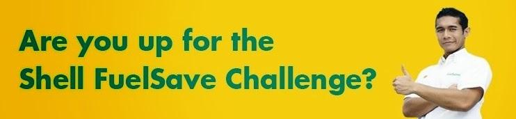 Shell FuelSave Challenge 2014 Peringkat Akhir.