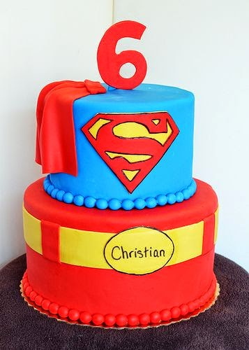 Cake Design Para Homem : Decoracion de Fiestas Superman Fiestas Infantiles Decora