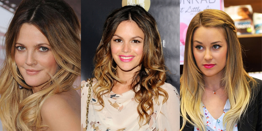 How To Wear The Ombre Trend