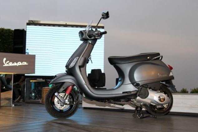 2013 Vespa S 150ie 3V With Sporty Style