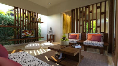 Architectural Oriental Design