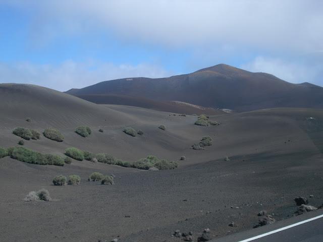 Lanzarote Canarias timanfaya