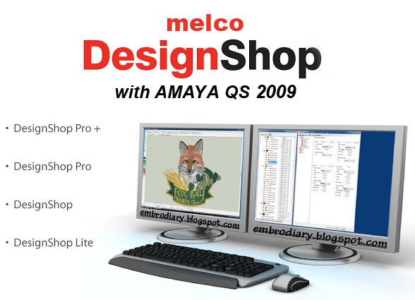 Melco Design Shop Software