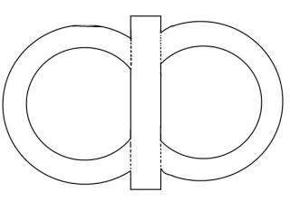 afbeelding handvat vorm om uit te knippen