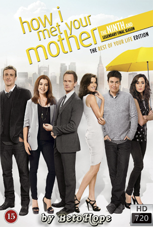 How I Met Your Mother Temporada 9 [720p] [Ingles Subtitulado] [MEGA]