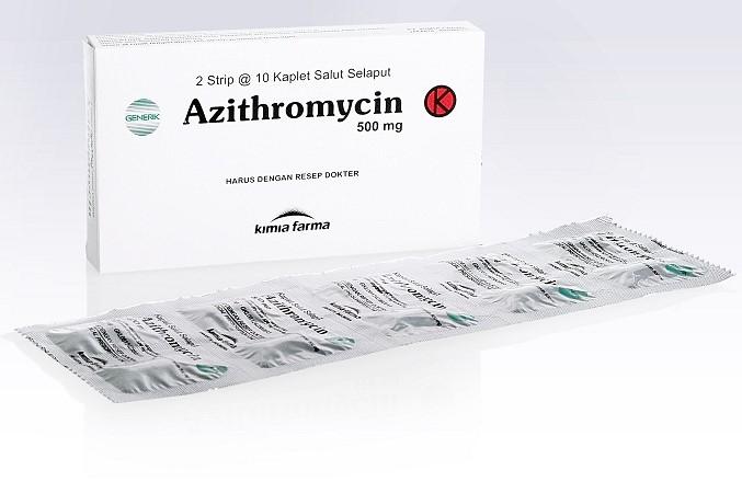 Keuchhusten therapie azithromycin dosage