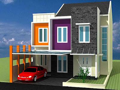Gambar Desain Rumah Minimalis Terbaru 18
