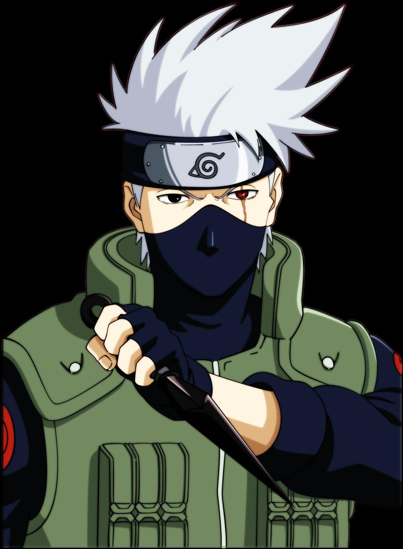 Kakashi project of render - Manga kakashi ...