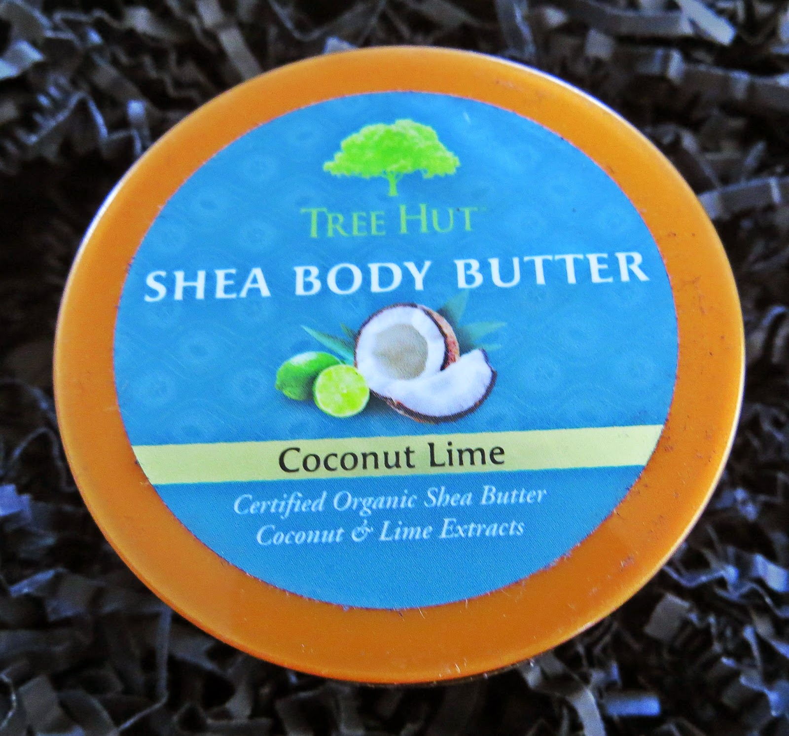 Tree Hut Shea Body Butter in Coconut Lime