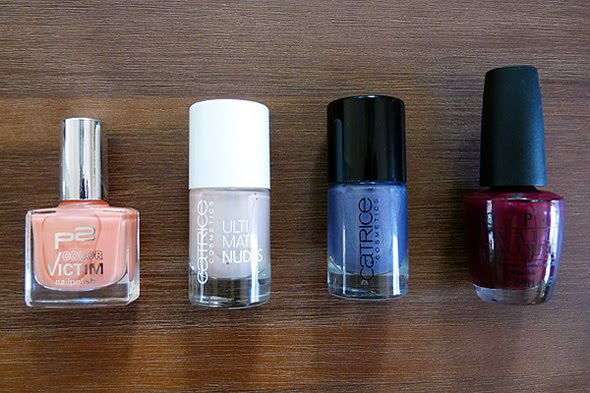 April Favoriten 2011 Nagellack
