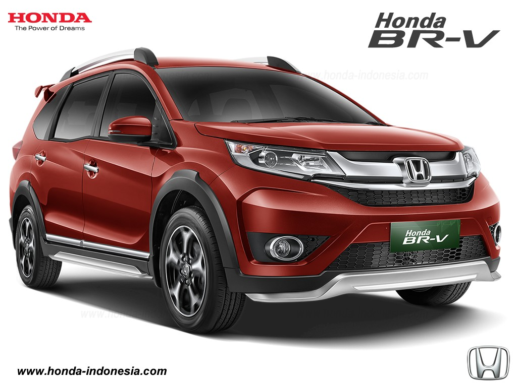 The Other New Model HCPI Is Scheduled To Bring In By The Third Quarter Is  The Honda BR V, A Subcompact Crossover Thatu0027s Based On The Honda Mobilio  MPV Which ...