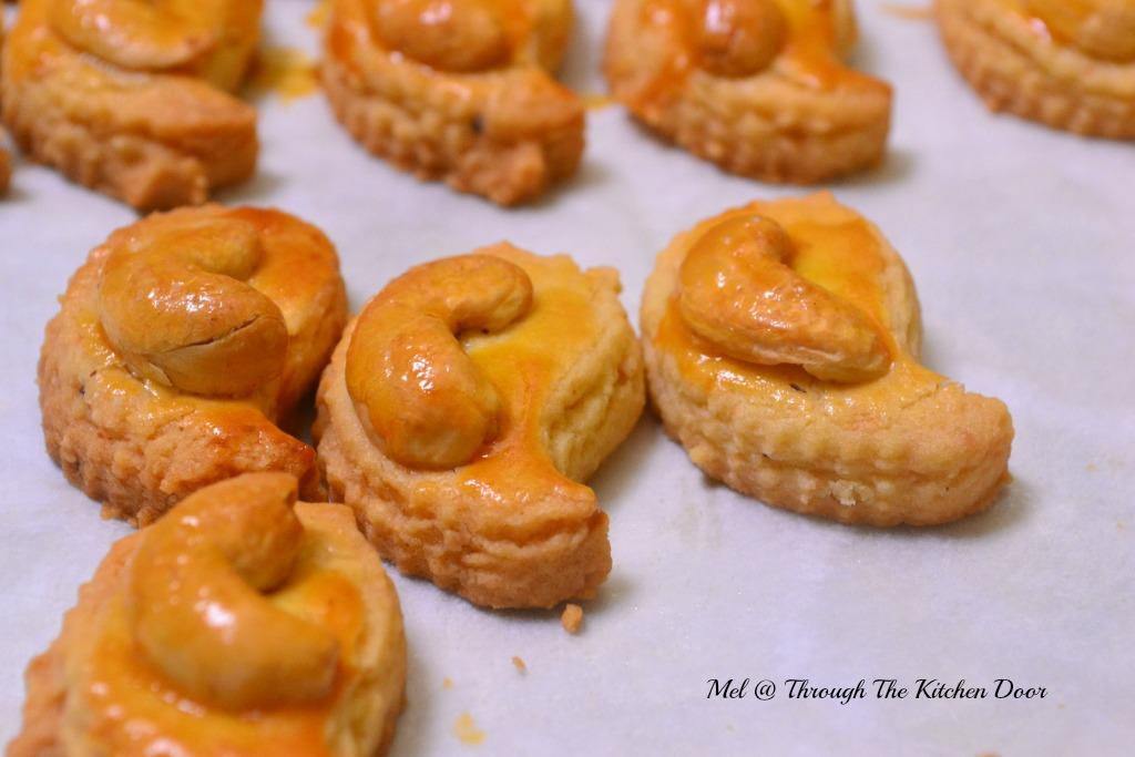 Cashew nut cookies singapore recipe